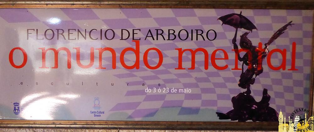 Monasterio Santo Estevo. Ourense (España). Exposición