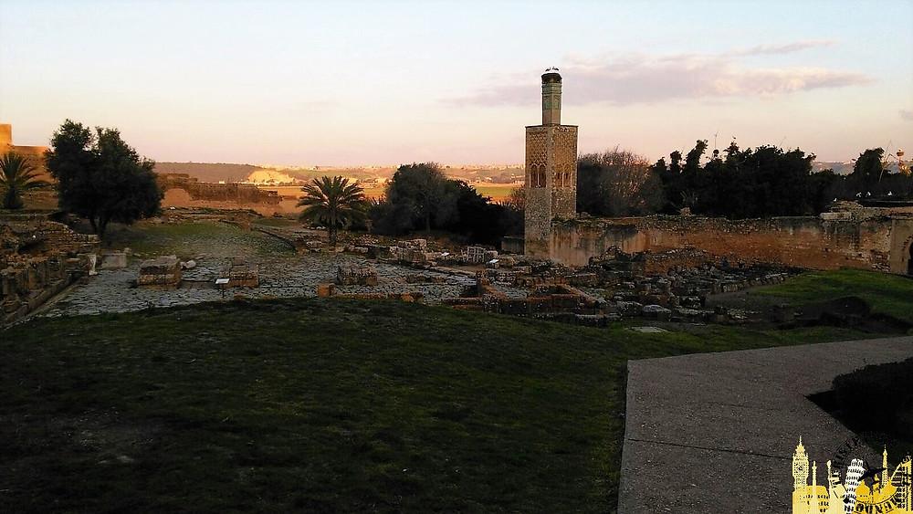 Ruinas de Chellah. Rabat (Marruecos)