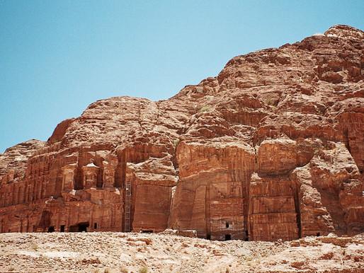 Jordania en trece visitas (Unesco).