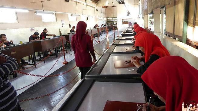 Fabrica de plata Kota Gede