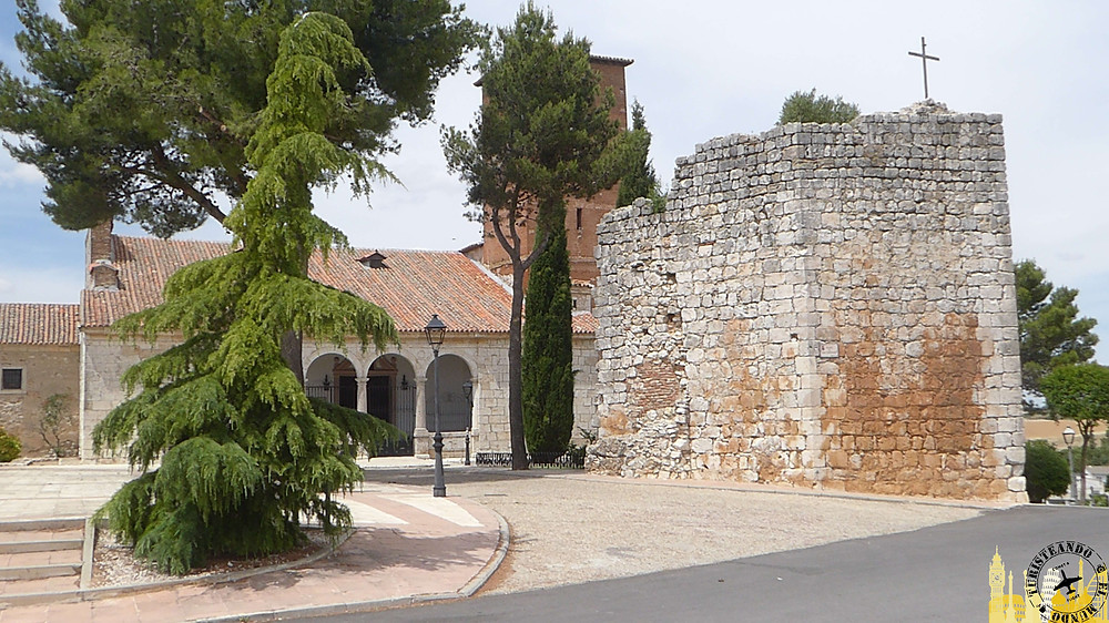 Iglesia y Castillo. Santorcaz (Madrid)
