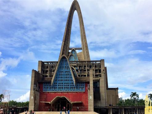 Higüey y la Virgen de Altagracia. República Dominicana