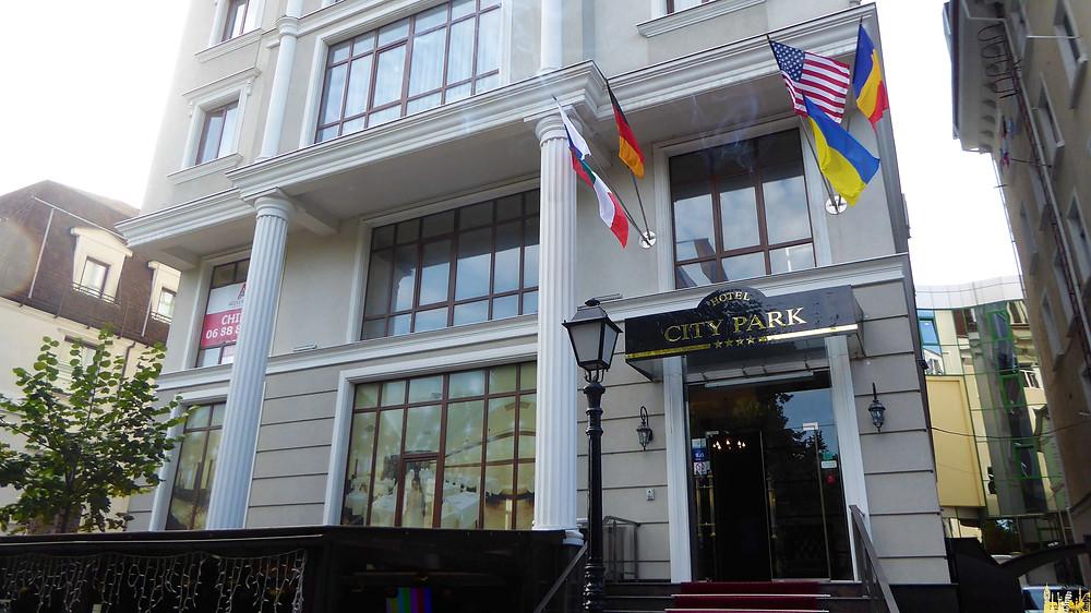 Chisinau. Hotel City Park