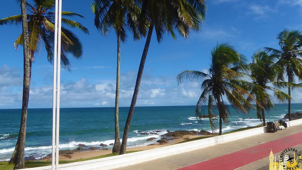 Playa Rio Vermelho. Salvador de Bahía (Brasil)