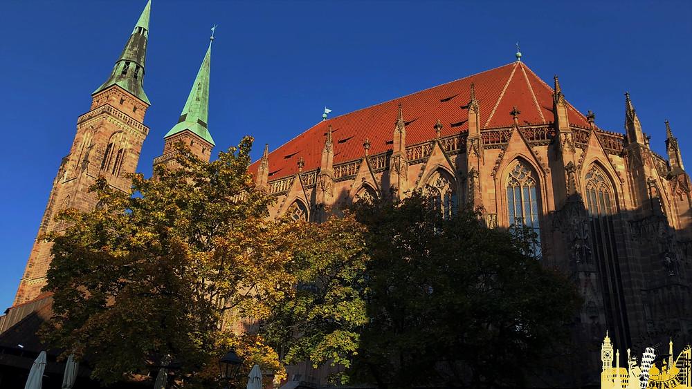 Nüremberg (Alemania). Iglesia de San Sebaldo