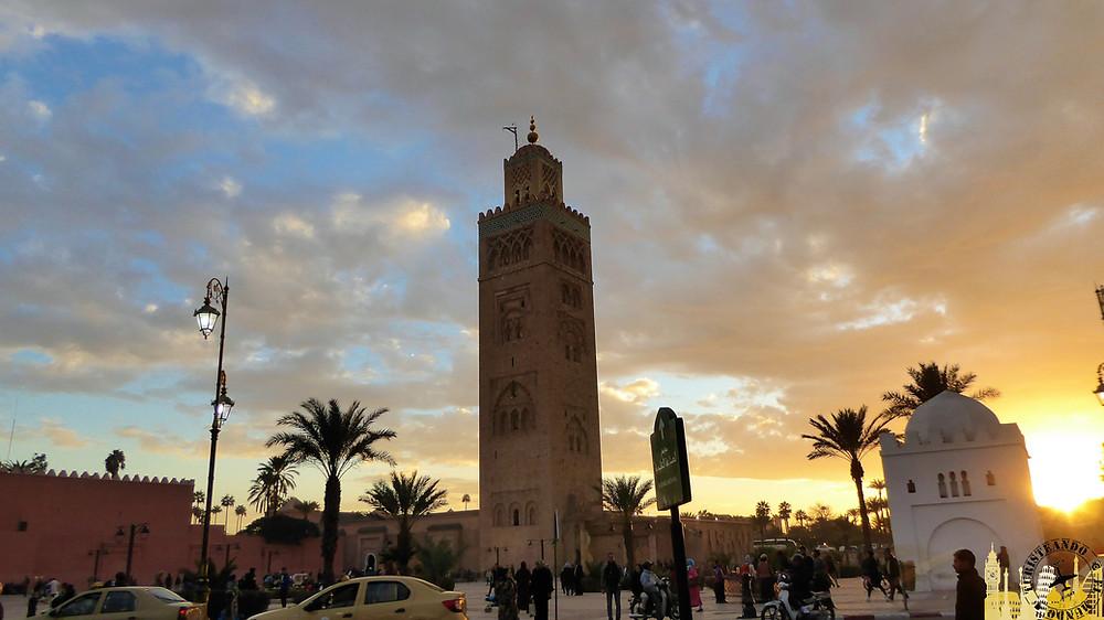 Mezquita la Kotubia, Marrakech (Marruecos)