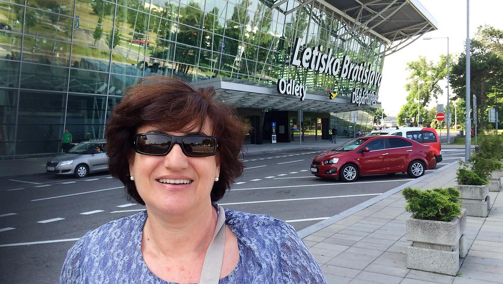 Aeropuerto Bratislava (Eslovaquia)