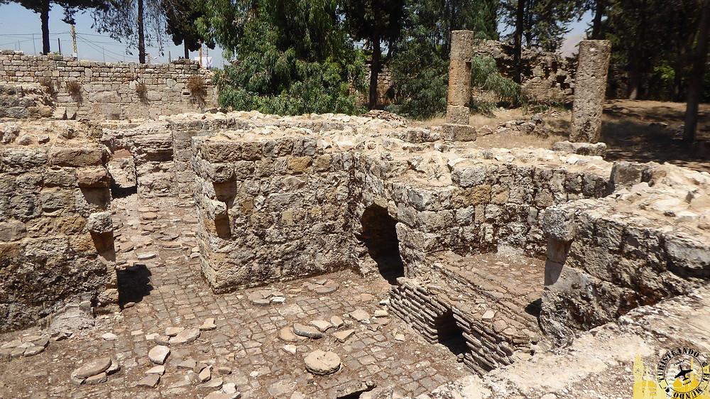 Anjar, Líbano