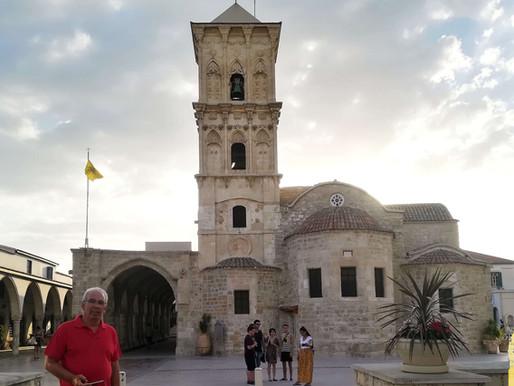 Qué ver en Larnaca en un día. Chipre