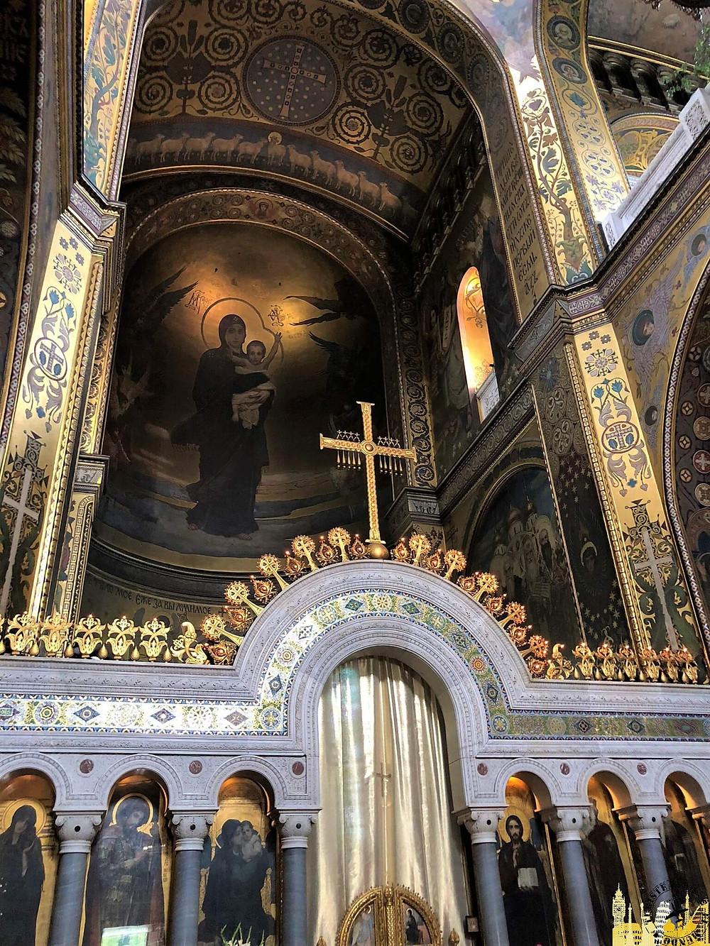 Catedral de San Vladimir, Kiev (Ucrania)