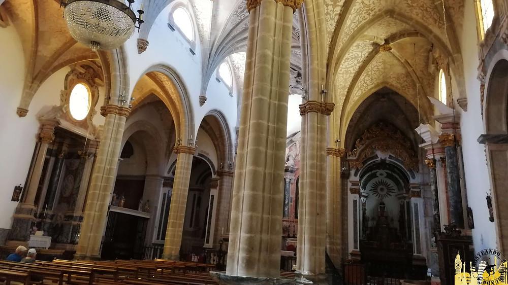 Iglesia de Nuestra Señora de la Asunción. Elvas