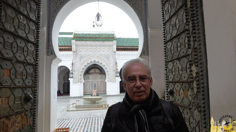 Mezquita Karaouiyine, Fez (Marruecos)
