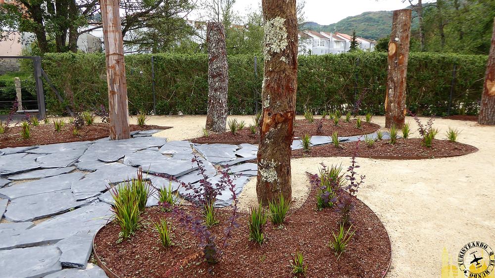 Festival de jardines. Allariz (Ourense-España)