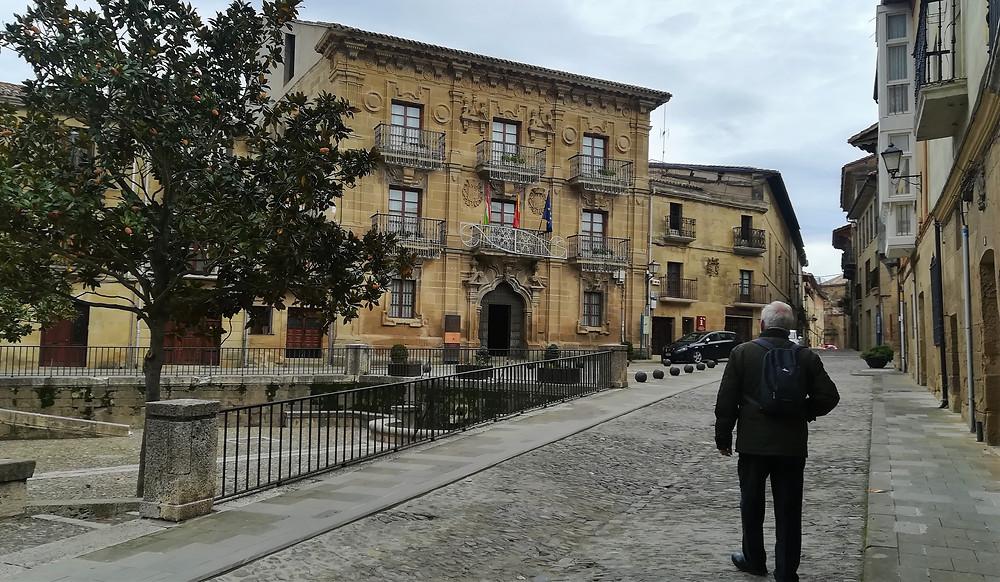 Palacio del Marqués de San Nicolás (Ayuntamiento). Briones (La Rioja)