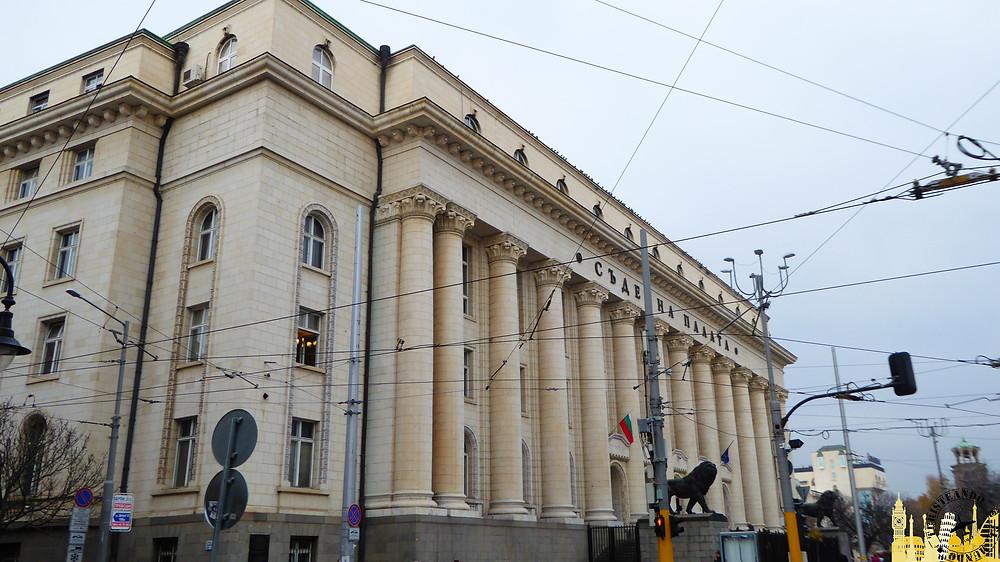 Palacio Justicia (Sofía-Bulgaria)