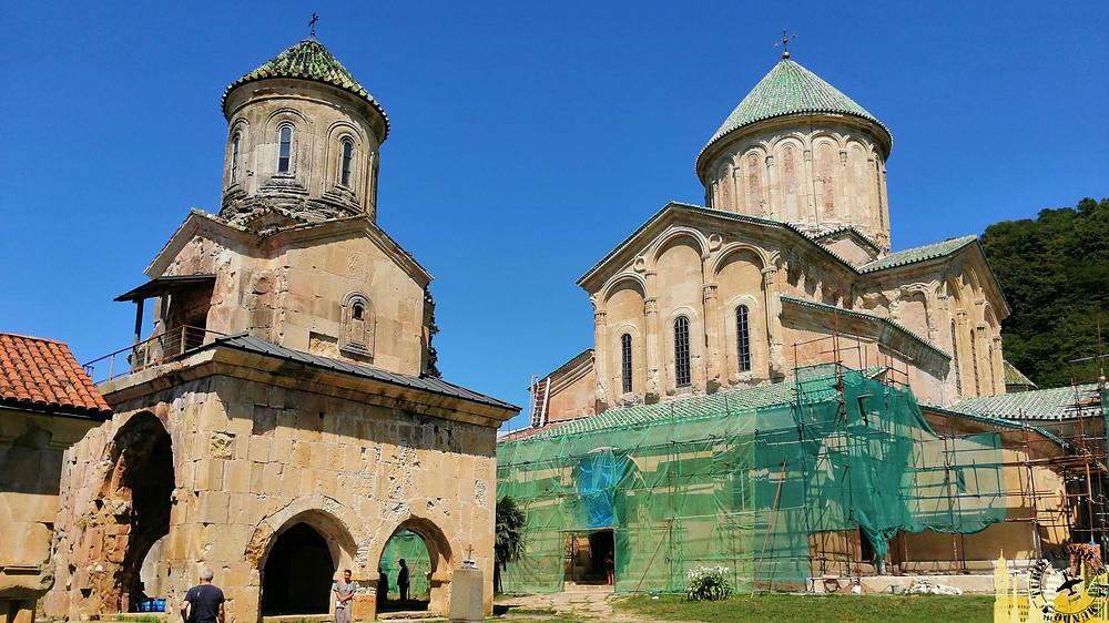 Monasterio de Gelati en Kutaisi, Georgia