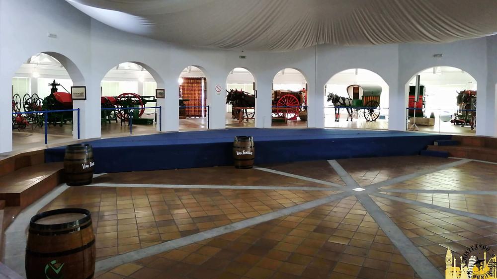 Tomelloso (Castilla la Mancha). Bodegas Virgen de las Viñas- Museo Etnográfico