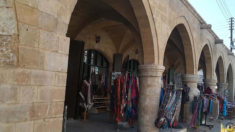 Buyuk han en Nicosia, Chipre