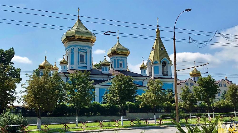 Monasterio de San Teodoro. Chisinau (Moldavia)