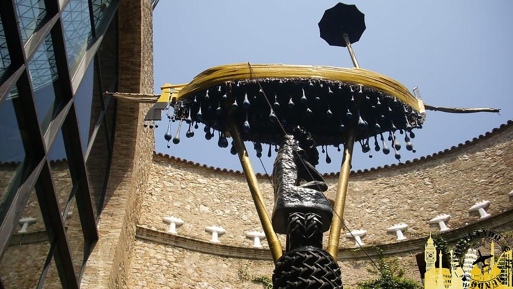 Teatro Museo Dalí. Figueras. Cataluña (España)