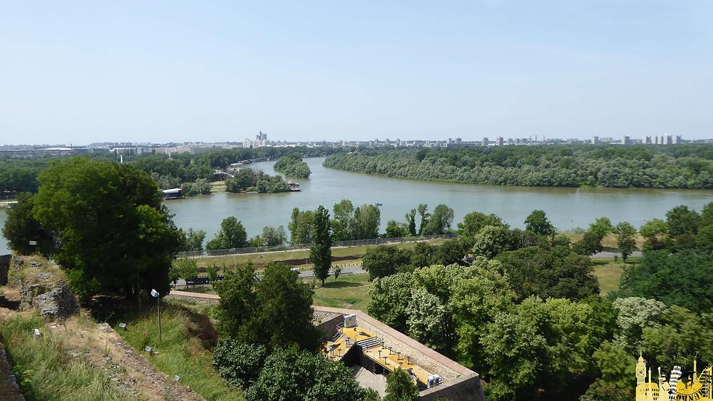 Kalamegdan. Belgrado