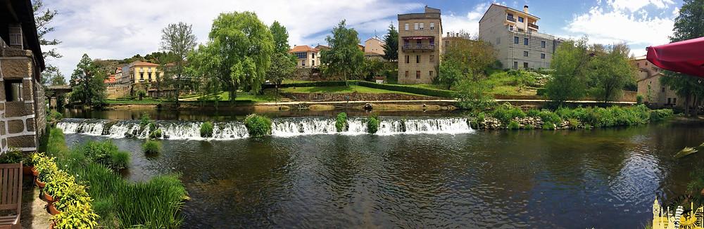 Río Arnoia. Allariz (Ourense-España)
