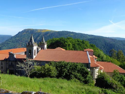Monasterio de Santo Estevo de Ribas de Sil (UNESCO). Galicia (España)
