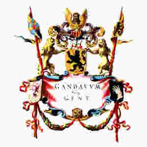 Escudo de Gante (Bélgica)