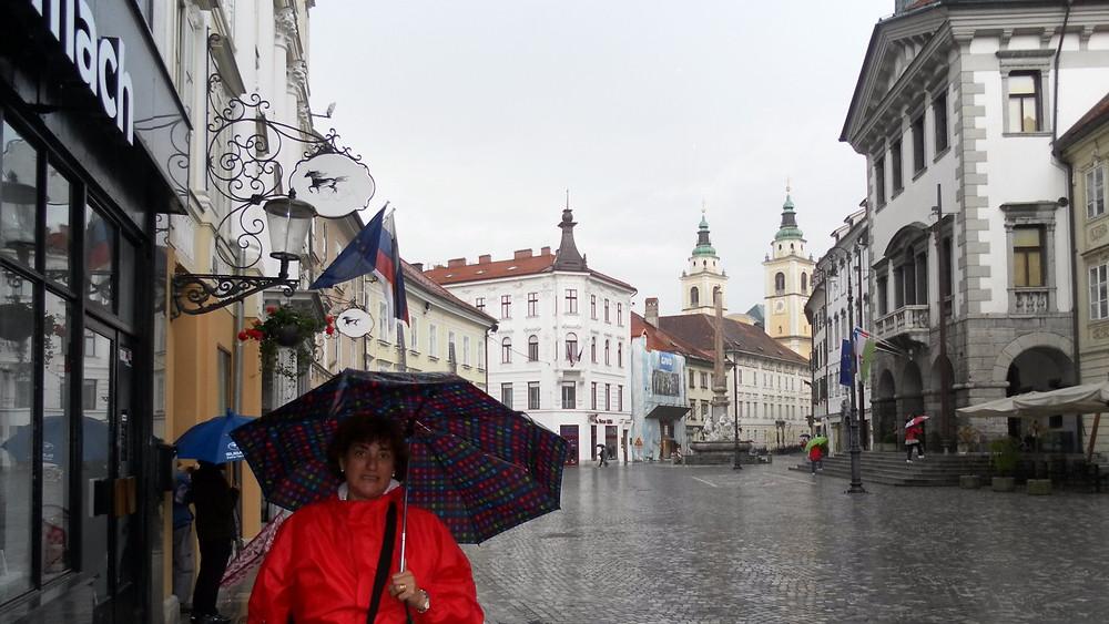 Liubliana (Eslovenia). Ayuntamiento