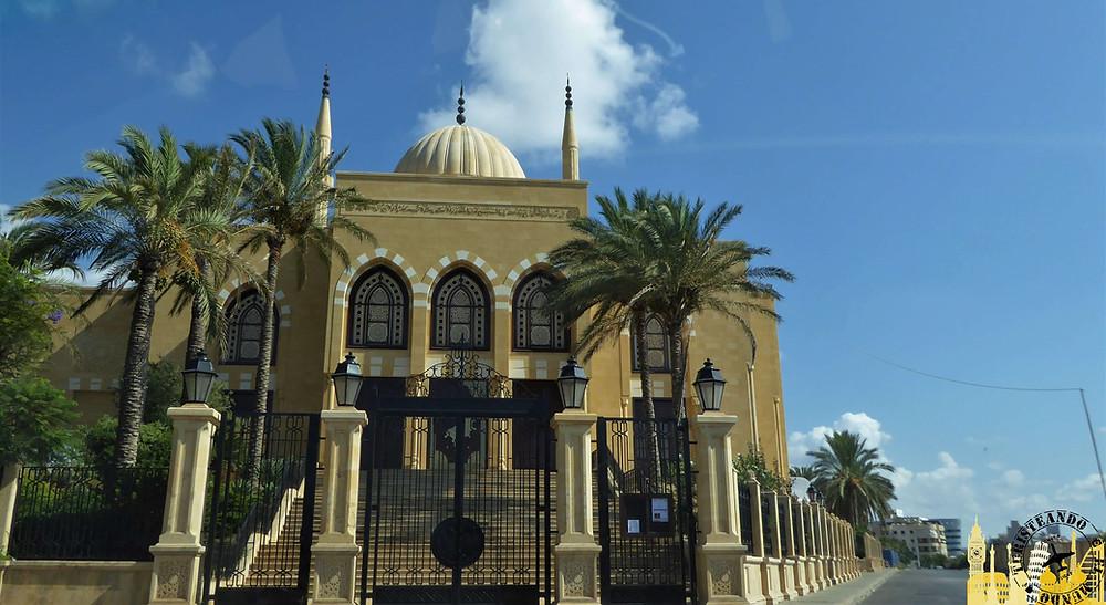 Sidón (Líbano). Mezquita Hajj Bahaeddin Hariri
