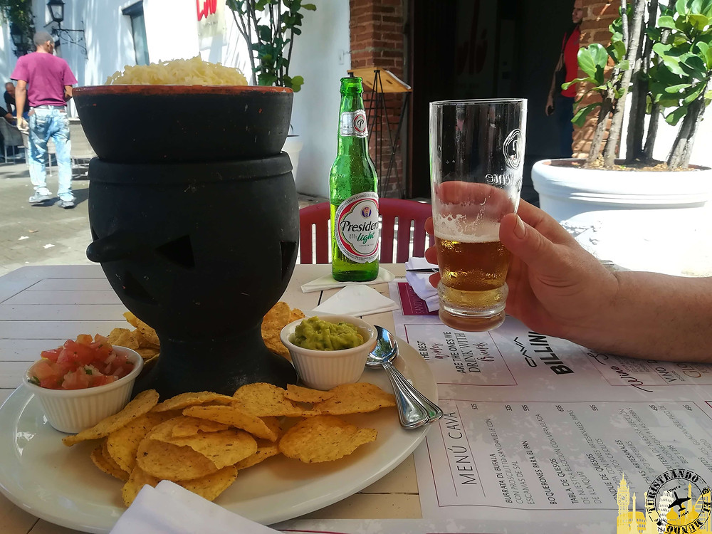 Restaurante. Santo Domingo (Rep. Dominicana)
