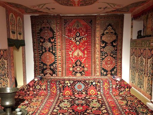 La Alfombra Azerbaiyana, un Arte Tradicional (Unesco)