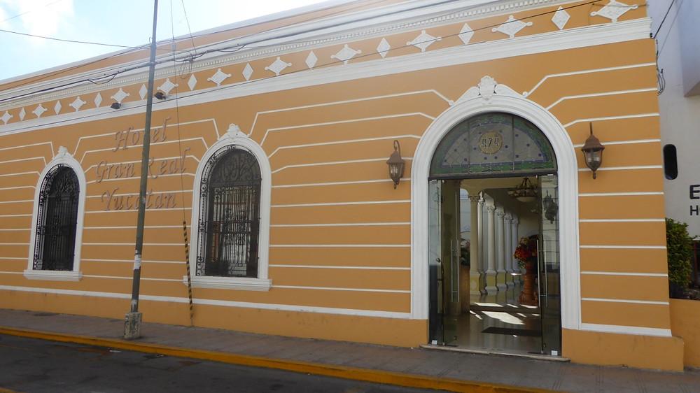 Hotel Gran Real Yucatán (Mérida-México)