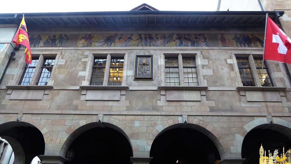 Antiguo Arsenal, Ginebra (Suiza)