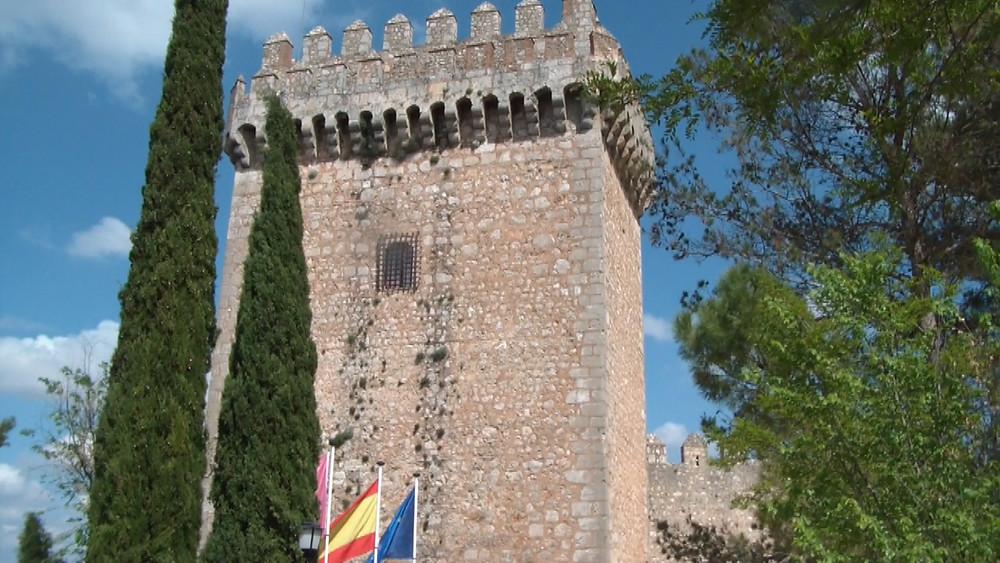 Castillo Parador de Alarcón (Cuenca)