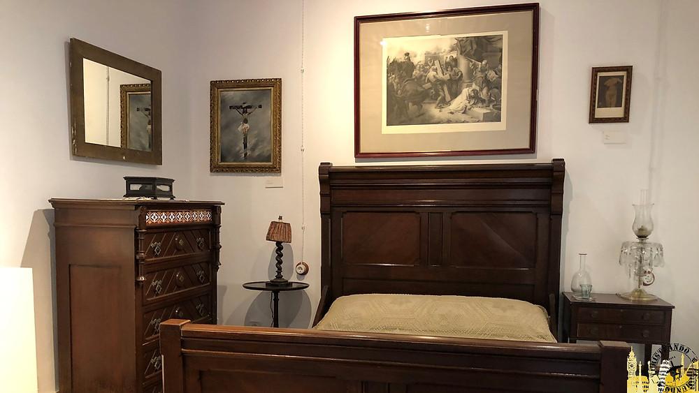 Casa Museo Juan Ramón-Zenobia. Moguer. Andalucía (España)