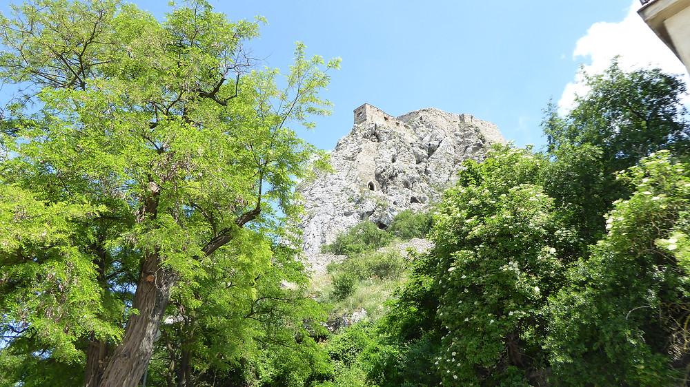 Excursión al Castillo de Devin (Eslovaquia)