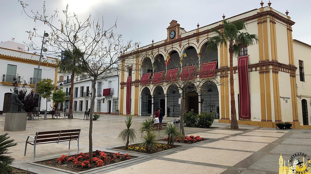 Cabildo de Moguer. Andalucía (España)