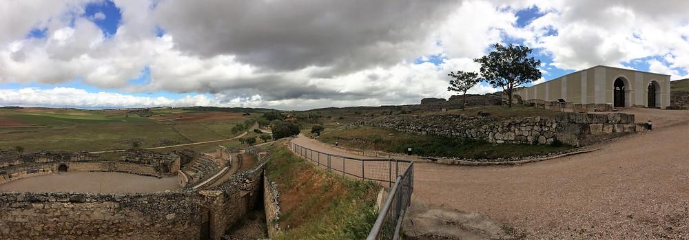 Segóbriga (Cuenca). España.