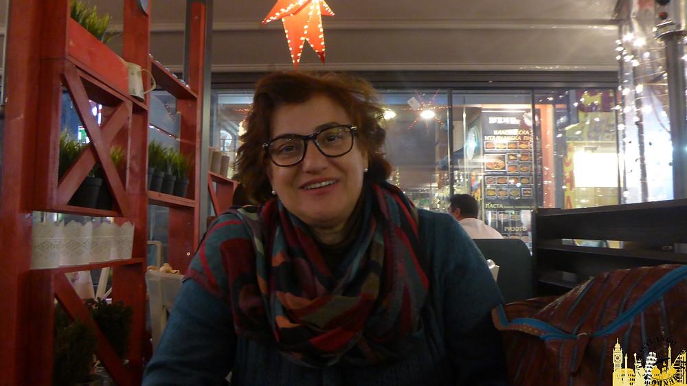 Restaurante (Sofía-Bulgaria)