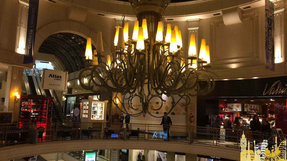 Centro Comercial Patio Bullrich, Buenos Aires (Argentina)
