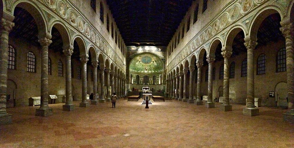 San Apolinar en Classe (Italia)