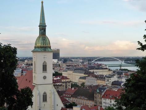 Bratislava y sus Iglesias (Eslovaquia)
