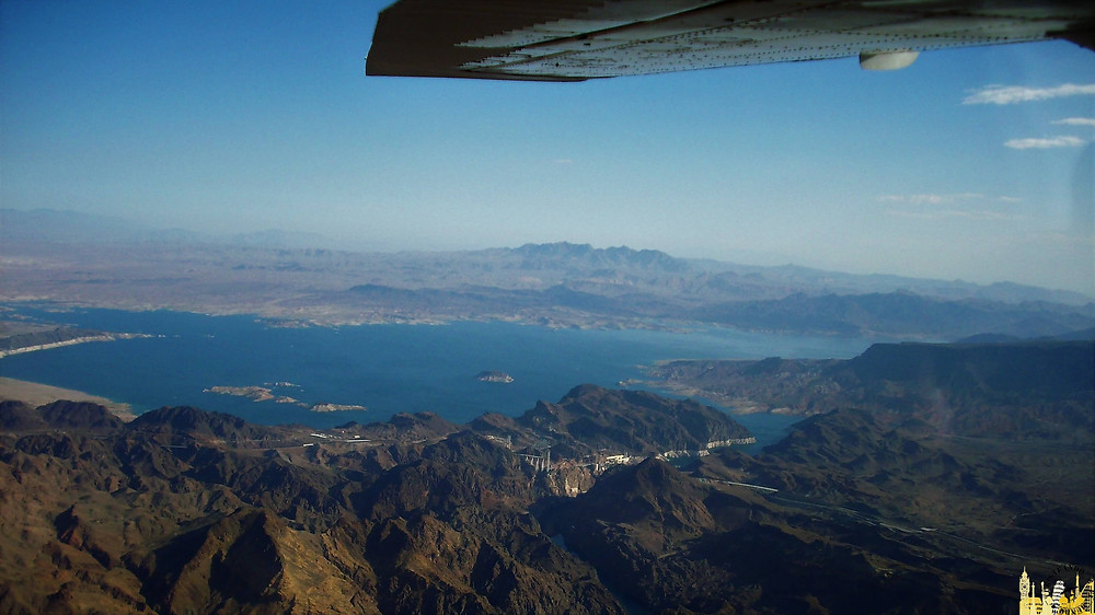 Lago Mead. Las Vegas