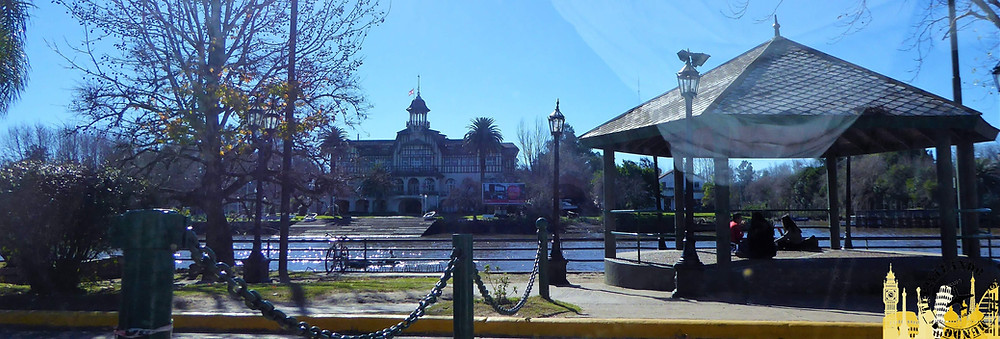 Antiguo Tigre hotel. Tigre (Argentina)