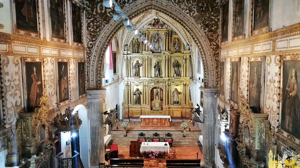 Convento de Santa Clara.  Carmona (Sevilla). España