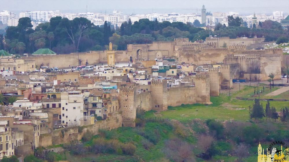 Murallas, Fez (Marruecos)