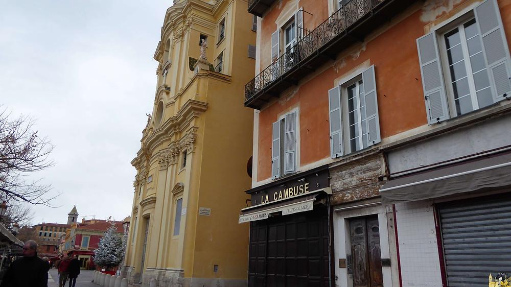 Capilla de la Misericordia, Niza (Francia)