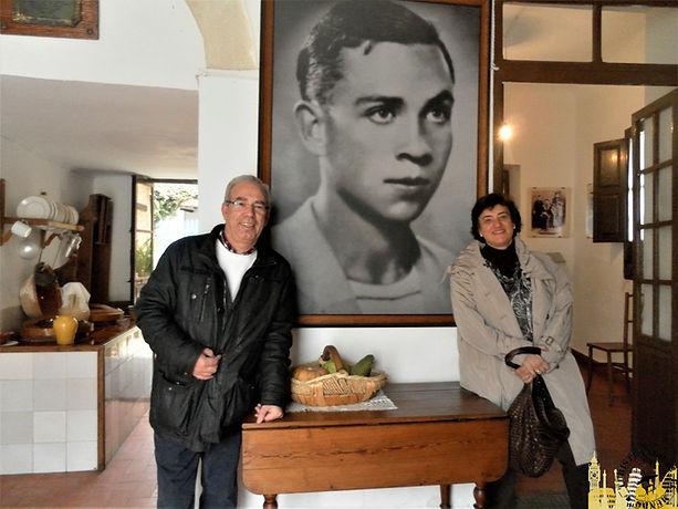 Viaje a Orihuela y a la casa de Miguel Hernádez