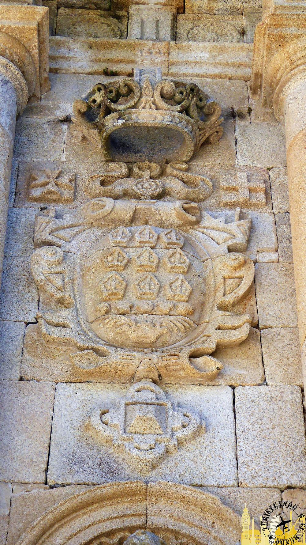 Monasterio Santo Estevo. Ourense (España).